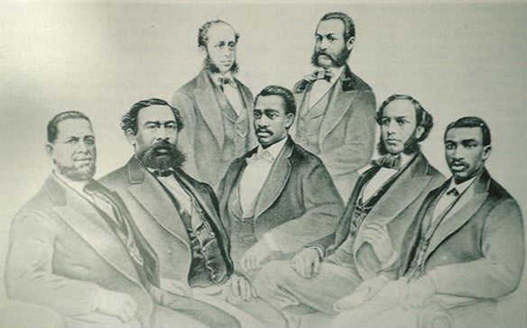 Black Congressmen During the Reconstruction Era