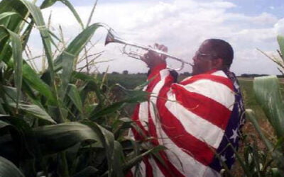 Horn in the Corn