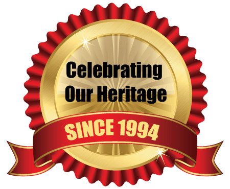 Celebrating Our Heritage Since 1994