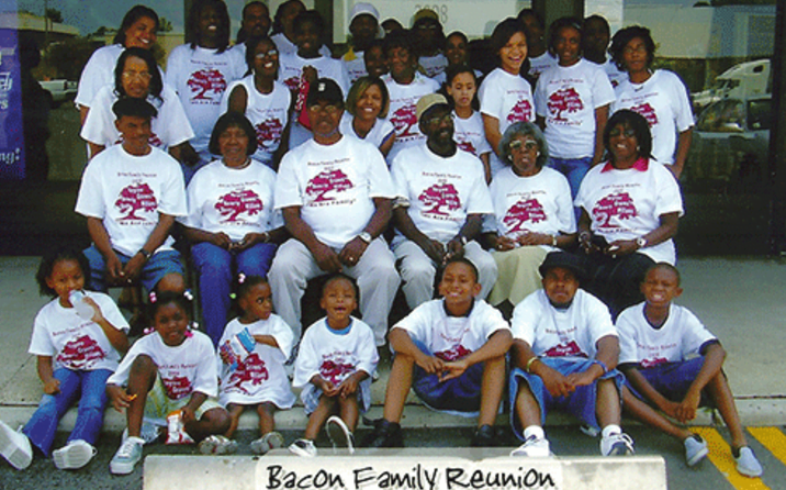 Bacon Family Reunion