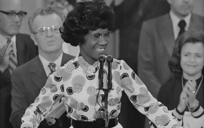 Shirley Chisholm Paved the Way for Today's Black Women Leaders